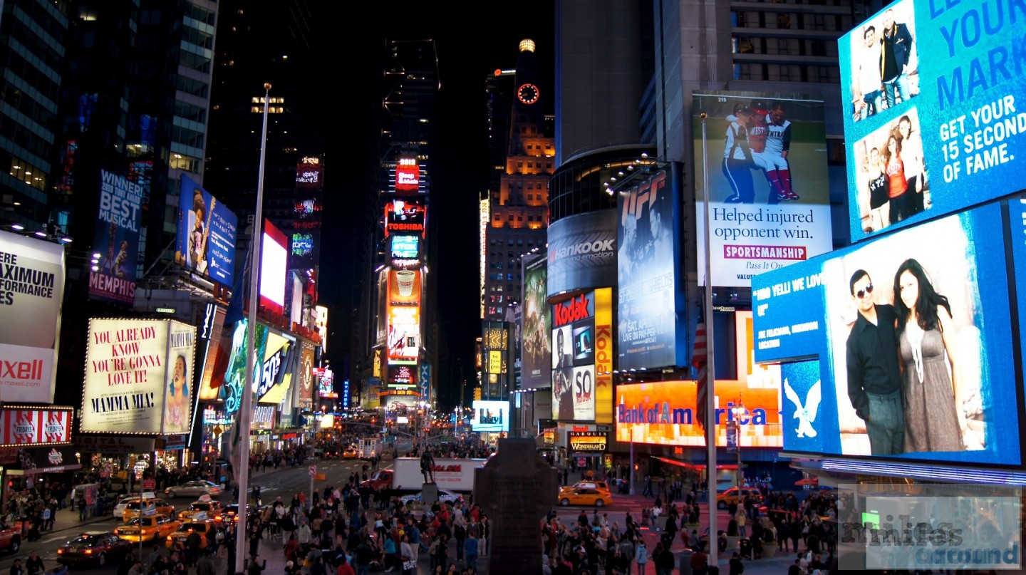 Budget Hotels At Times Square New York