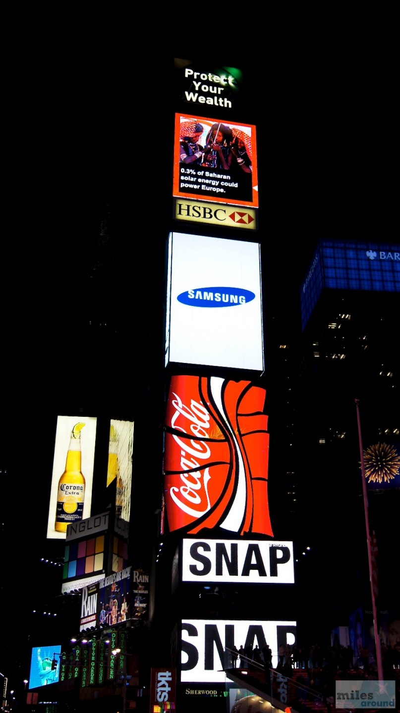 Nyc times square bei nacht for What to do around times square