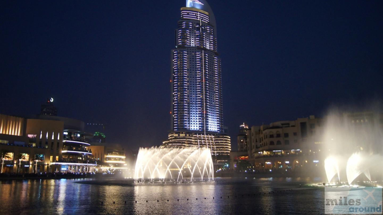 Hotel Burj Khalifa Booking