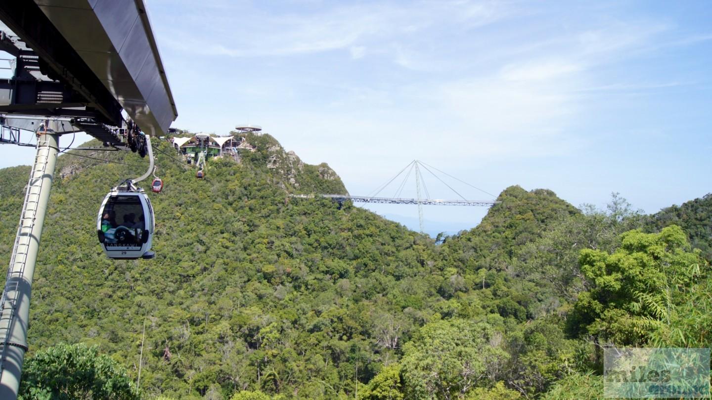 Panorama Langkawi Cable Car And Sky Bridge