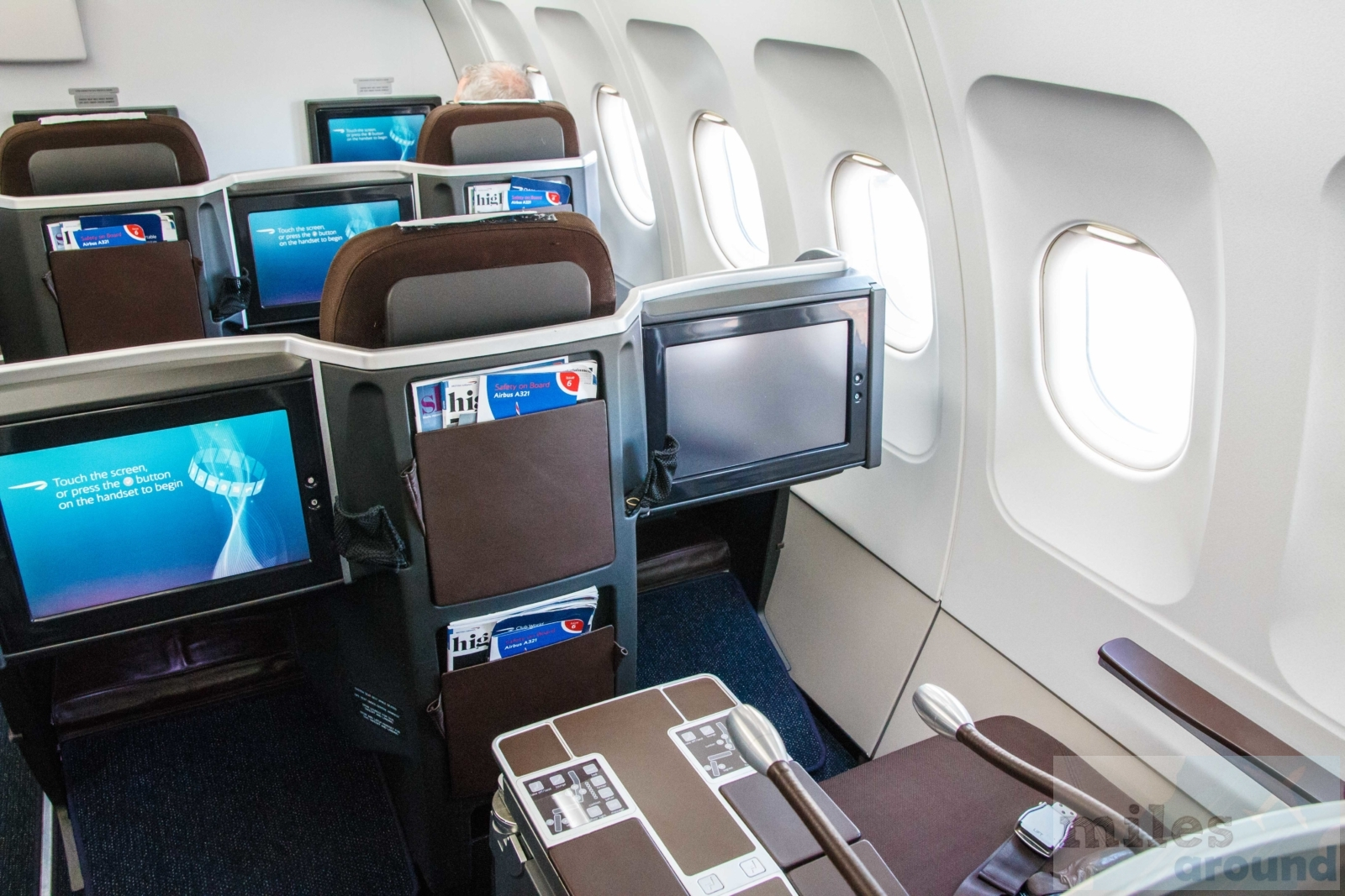 Economy, business and first class seats: what's the ...
